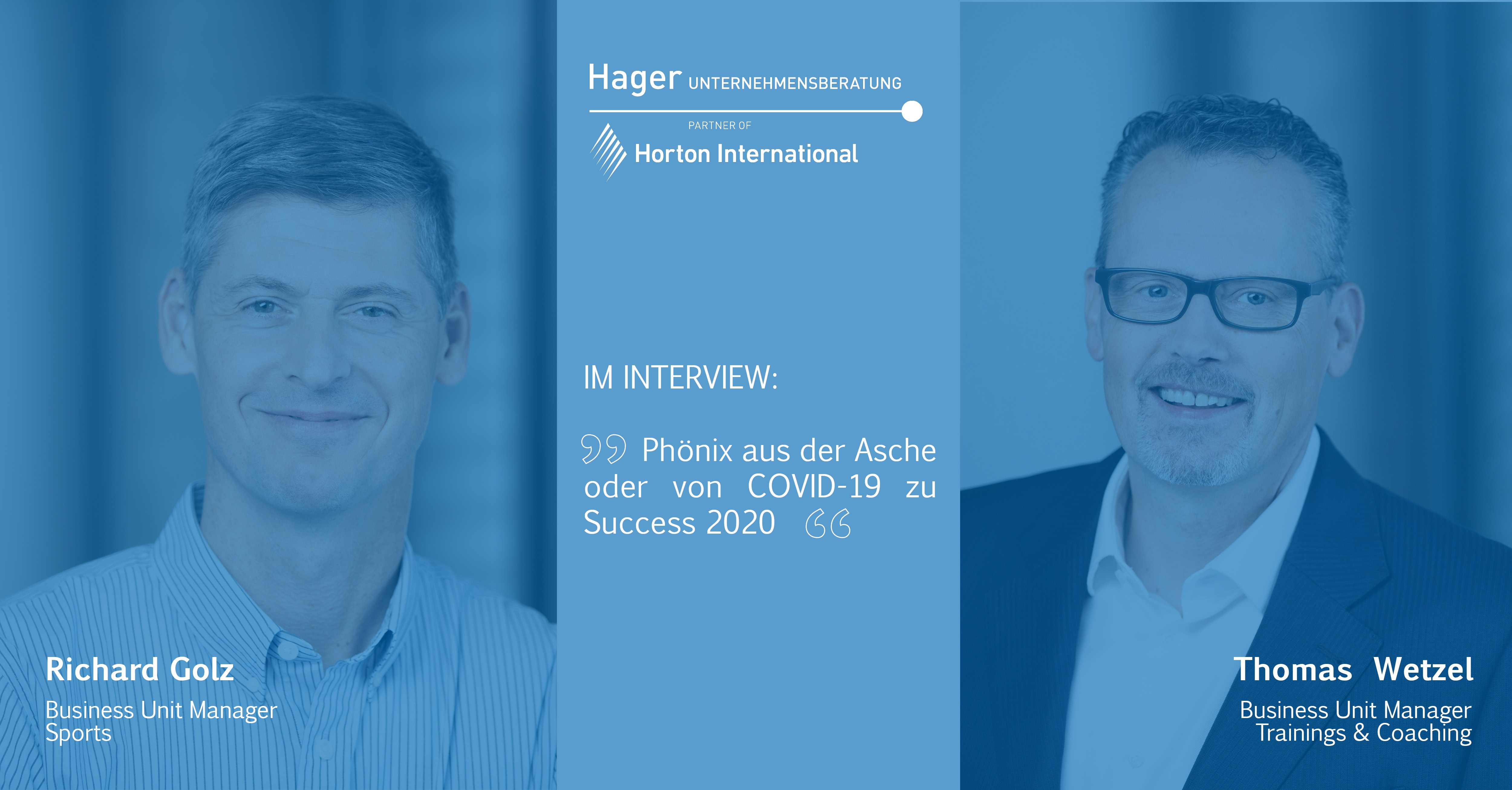Hager Business-Talk